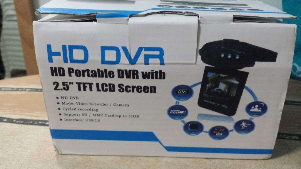 Wts BNIB Car camera $30 20140317_181258