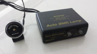 Wts Defi Turbo gauge, Toser Water gauge and Pivot shift lamp 20140830_160914