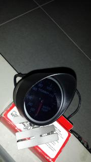 Wts Defi Turbo gauge, Toser Water gauge and Pivot shift lamp 20140914_161417