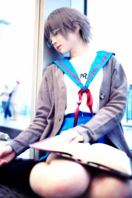 The Melancholy of Haruhi Suzumiya cosplay Cosplayelectgallery39yc3