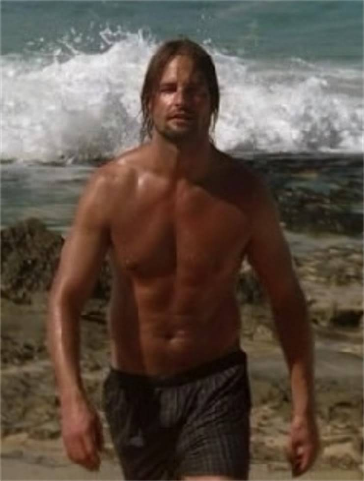 LOST is Soooooooooooo Lush!!!! Sawyer