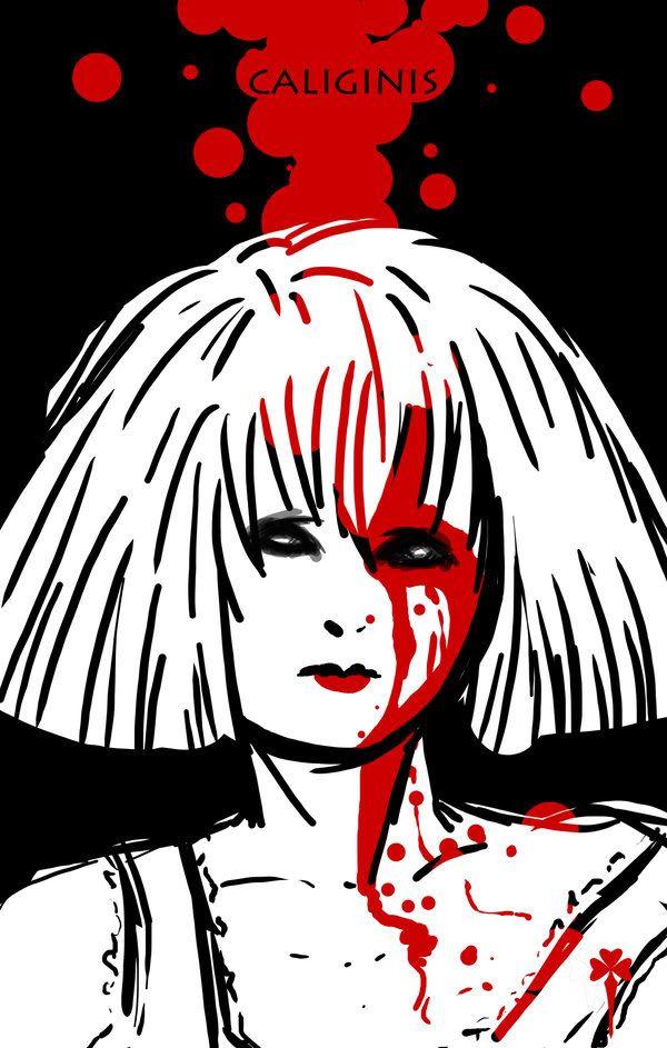 Blanco en negro y rojo Caliginis_by_Dame_Cruz