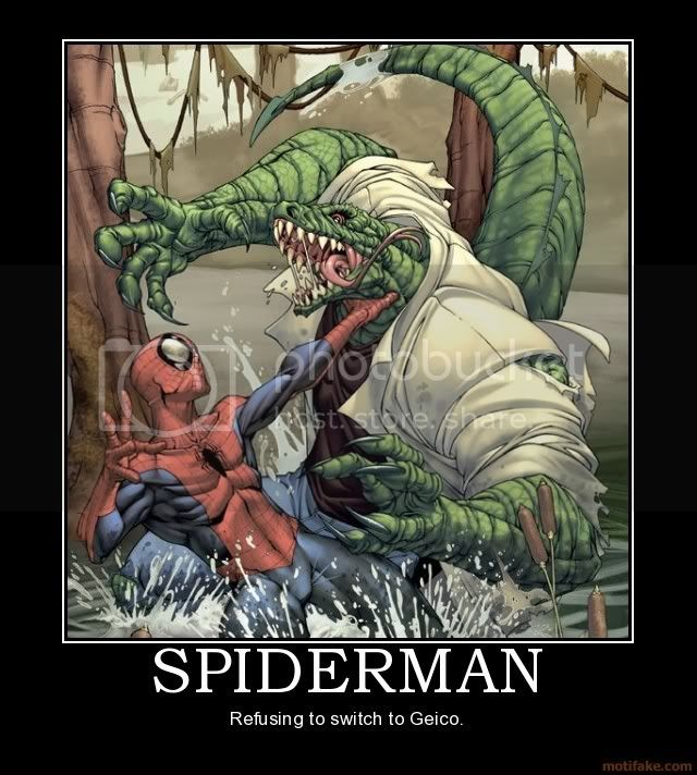 Clean Jokes Spiderman-demotivational-poster-123