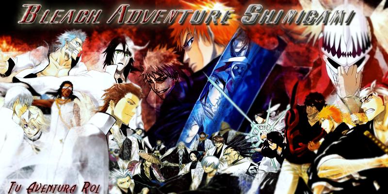 ++Bleach Adventure Shinigami++ BannerBAS