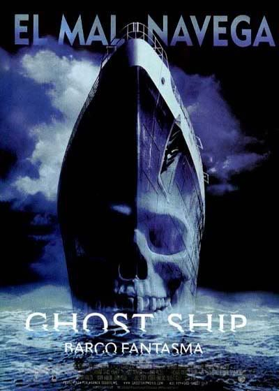 Barco Fantasma Barco