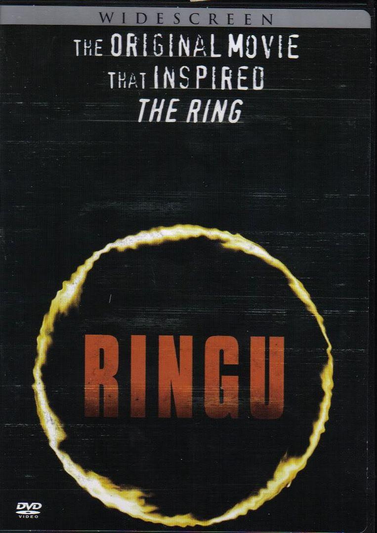 Cine japonés Ringu