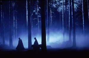 Забранената гора