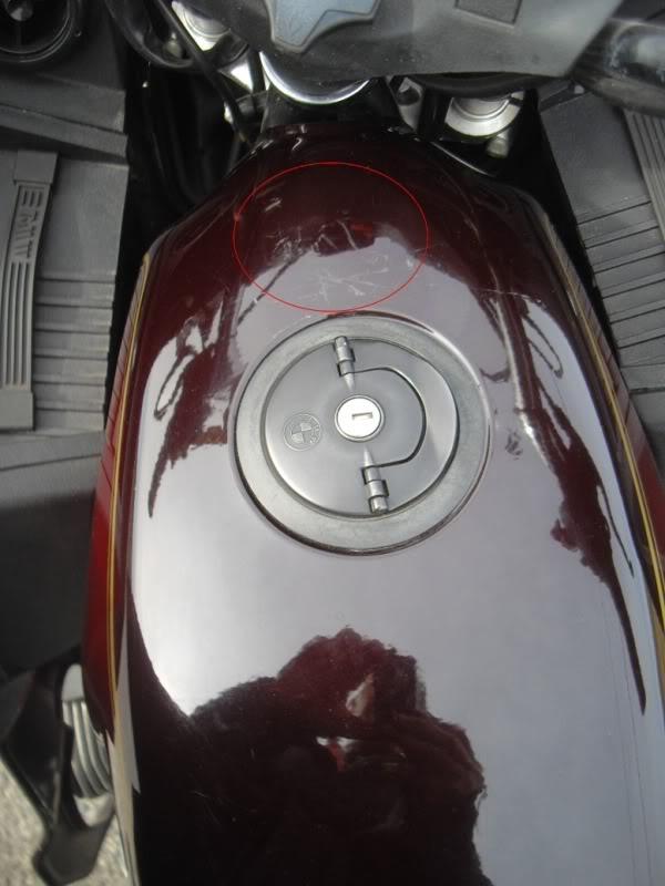 Présentation de GSX1400 qui roule en japonaise (oups)! BMWR100RT1983modle19806