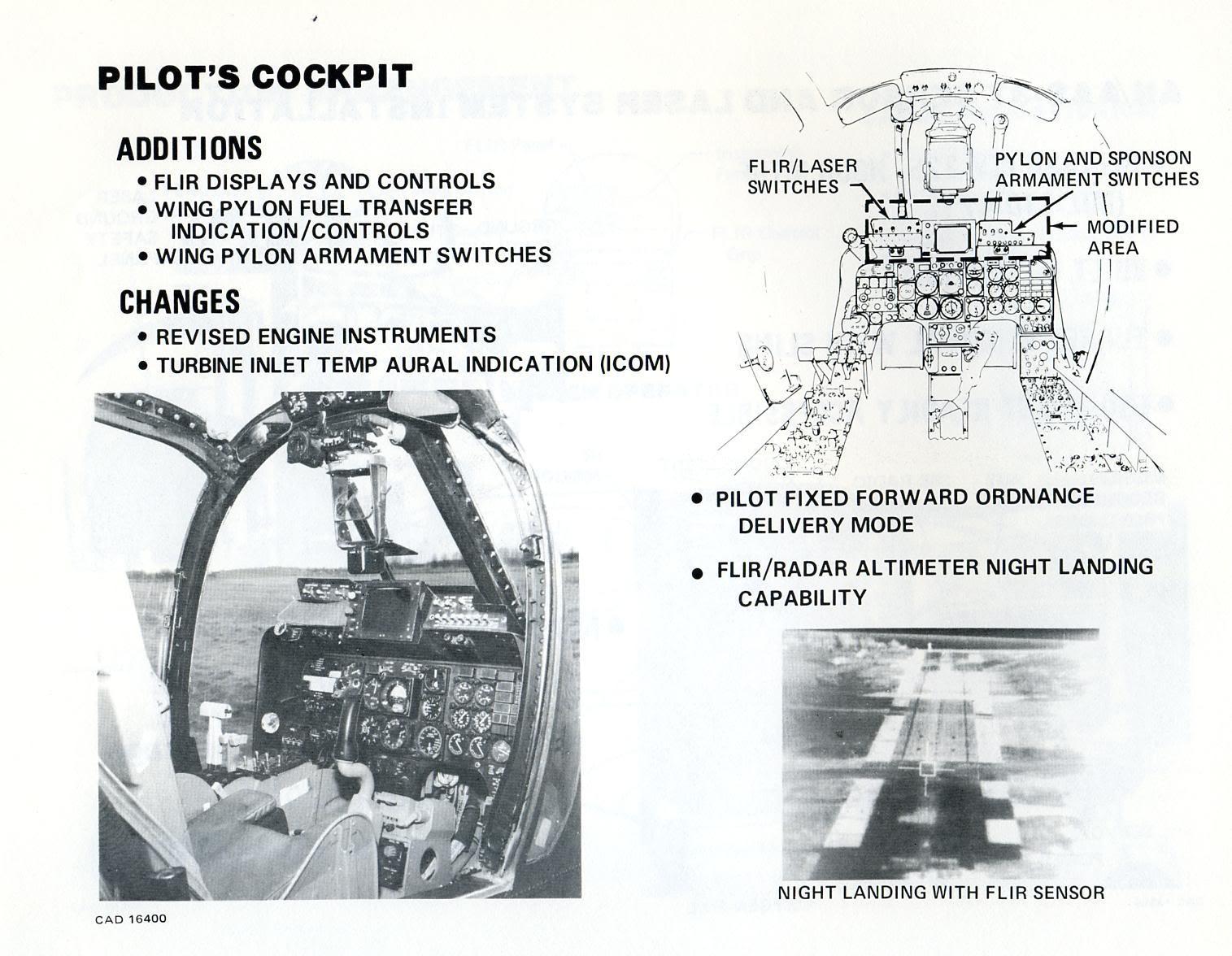Rockwell OV-10 Bronco OV-10D8