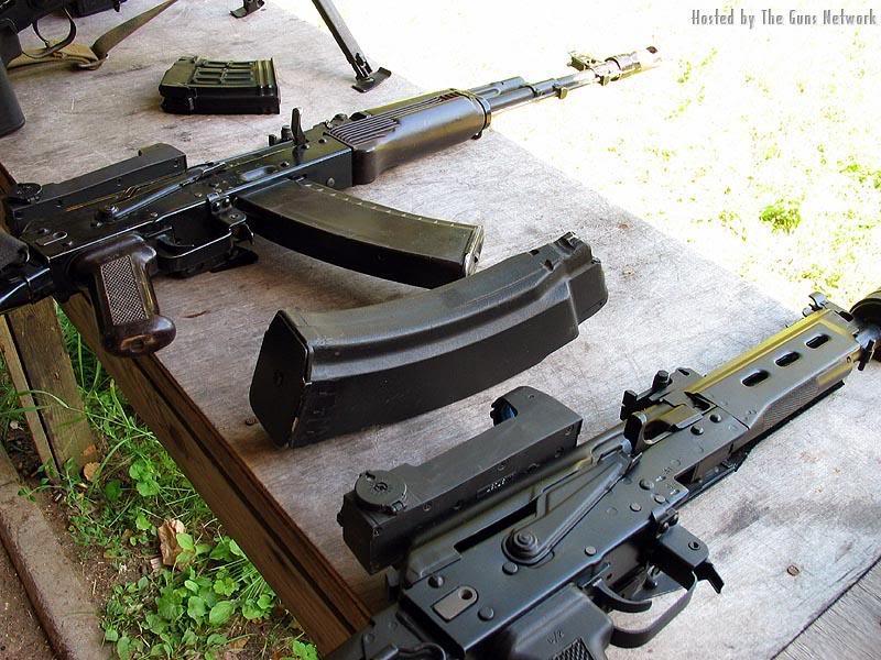 Russian Assault Rifles & Machine Guns Thread: #1 - Page 2 881234nn2