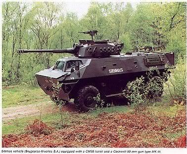 ¿no creen que venezuela debe comenzar a desarrollar tecnologia para un tanque mediano? - Página 2 SIBMAS90mm