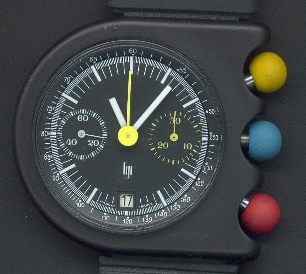 Quelle est votre montre la plus originale ? - Page 2 4161fa45