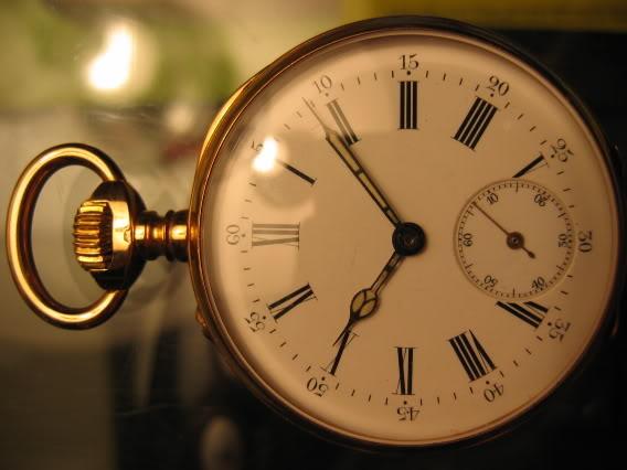 Les plus belles montres de gousset des membres du forum 7bc219ae