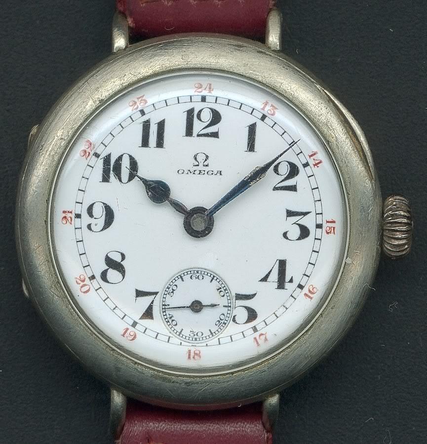Spécial 11 novembre ... Les montres de soldats inconnus  939a2a45
