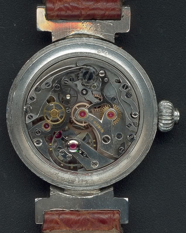 Mes deux plus petits chronos : Universal et Geneva Sport CalGSW237EuropeanWatchClockCoGeneva