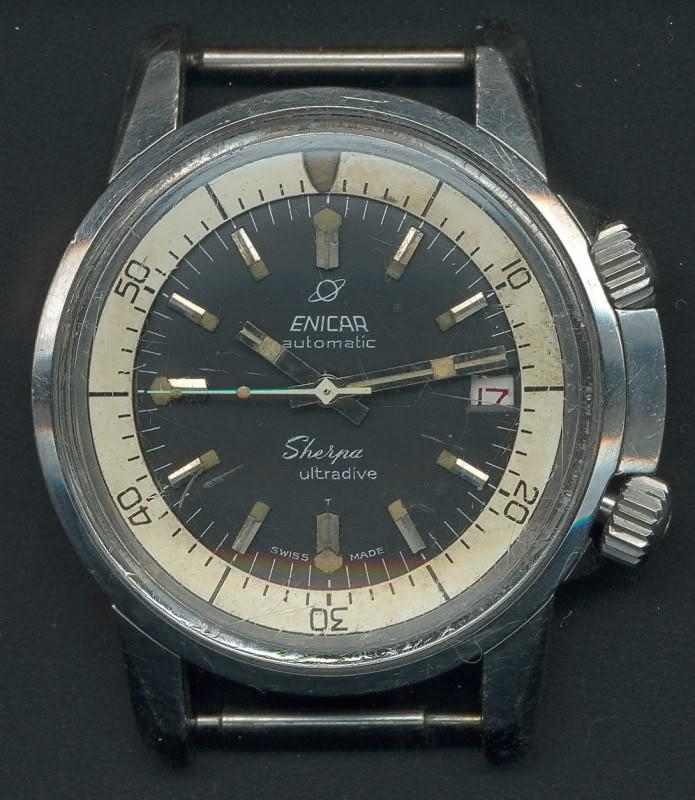 Enicar - Un post qui référence les montres de brocante... tome I EnicarUltradiveavant