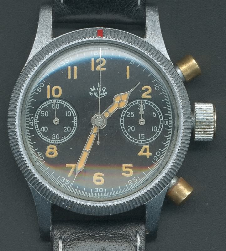 Zoom sur les militaires! FirstMoscowWatchFactory