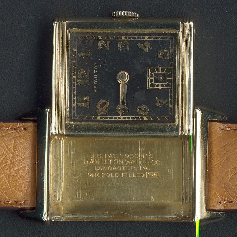 Hamilton Otis reverso + le brevet de René Alfred Chauvot HamiltonOtisintrieur