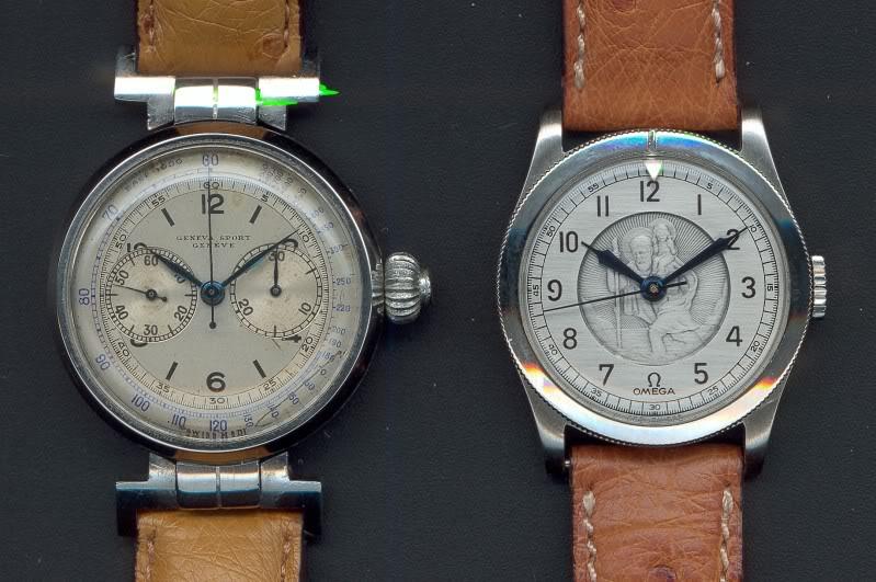 Deux belles montres des années 1930 Lesannes1930