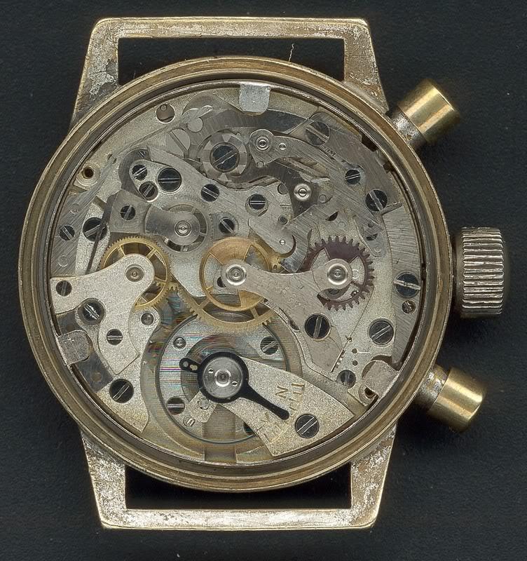 Tutima  Flieger chronograph Urofa59TutimaDOD