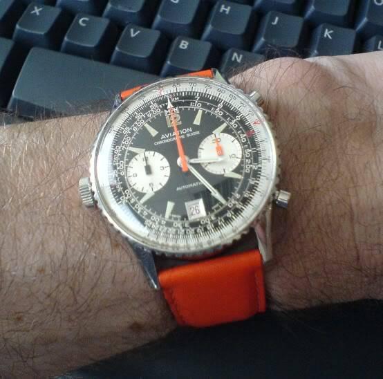 Aviation orange aujourd'hui C2787098