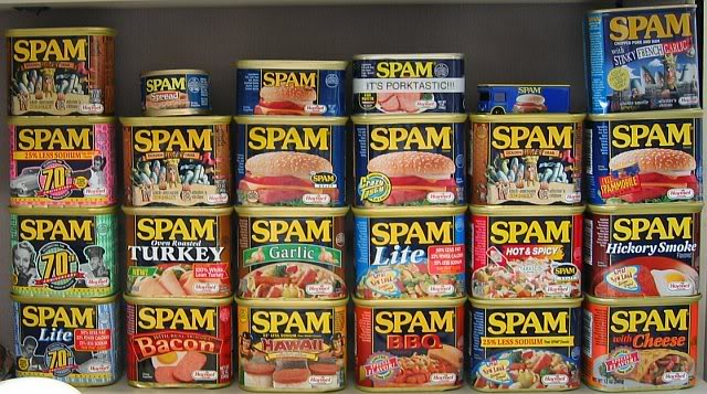 since this is the official spam board... Spam-collection-2007-06
