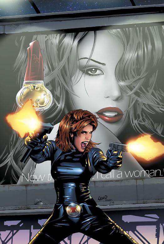 LA VEUVE NOIRE ( Black Widow I ) 283385c7
