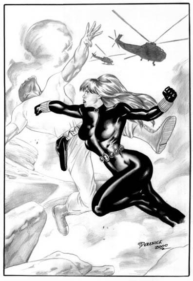 LA VEUVE NOIRE ( Black Widow I ) 62dd4c4b