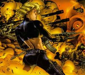 LA VEUVE NOIRE II ( Black Widow II ) 759c98ab