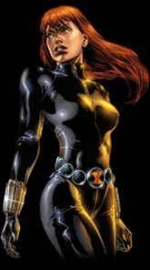 LA VEUVE NOIRE ( Black Widow I ) 9b3afd9a