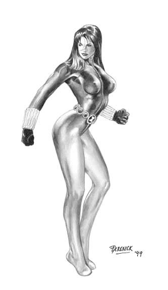 LA VEUVE NOIRE ( Black Widow I ) D332f713