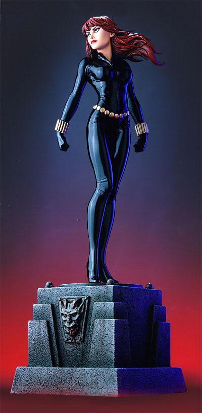 LA VEUVE NOIRE ( Black Widow I ) Widow