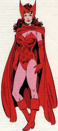 LA SORCIERE ROUGE ( Scarlet Witch ) 3a5c7e83