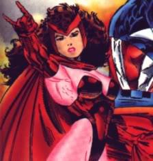 LA SORCIERE ROUGE ( Scarlet Witch ) Feiceira