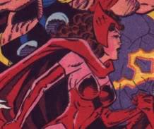 LA SORCIERE ROUGE ( Scarlet Witch ) FeiticeiraEscarlate