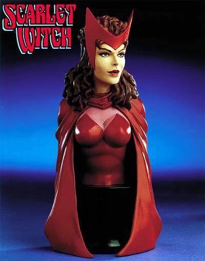 LA SORCIERE ROUGE ( Scarlet Witch ) Scarlet_Witch_Bust