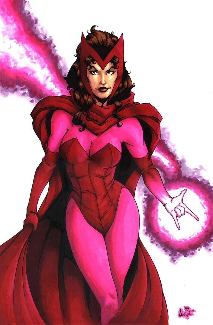 LA SORCIERE ROUGE ( Scarlet Witch ) D192d3e5