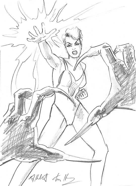 LA SORCIERE ROUGE ( Scarlet Witch ) D30e024f