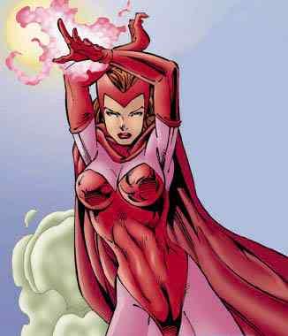 LA SORCIERE ROUGE ( Scarlet Witch ) Eb11b375