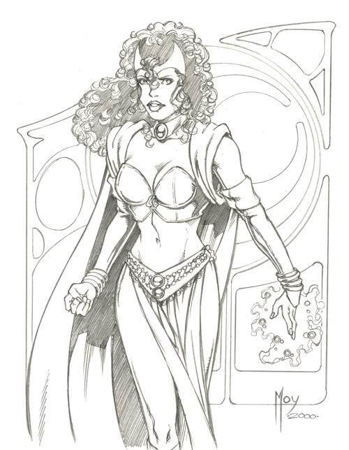 LA SORCIERE ROUGE ( Scarlet Witch ) Jmoyscarletwitch