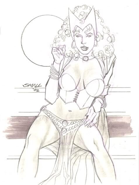 LA SORCIERE ROUGE ( Scarlet Witch ) Smallwanda