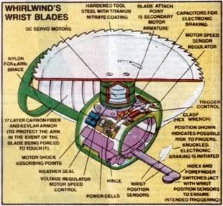 Whirlwind Whirlwindarme