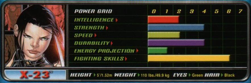 X-23 X23