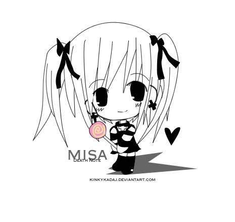 Chibi Fan Club! Misa