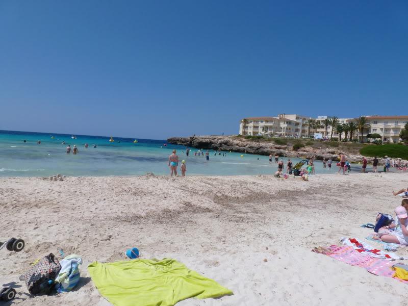 Balearic Islands, Cala'n Bosch. Marinda Garden. Menorca P1000232