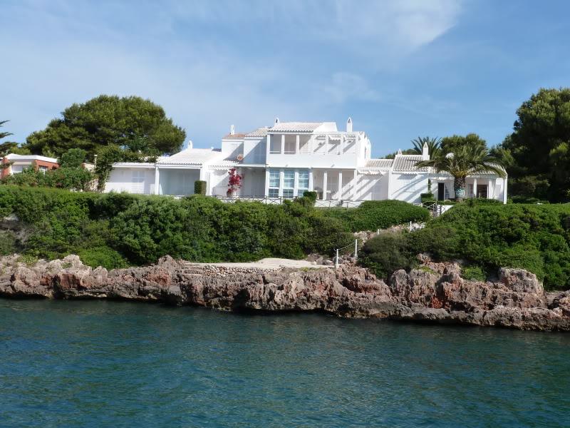 Balearic Islands, Cala'n Bosch. Marinda Garden. Menorca P1000243