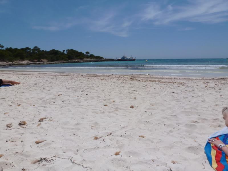 Balearic Islands, Cala'n Bosch. Marinda Garden. Menorca P1000252