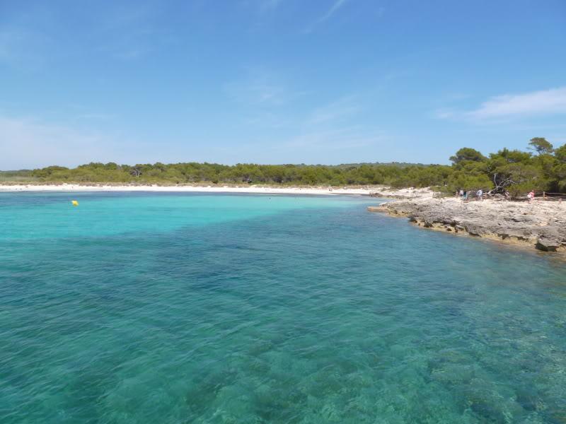 Balearic Islands, Cala'n Bosch. Marinda Garden. Menorca P1000259