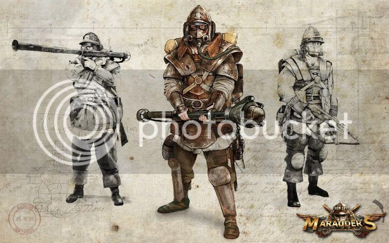 Episode Five: Into the Empire of Oren  Iron-Grip-Marauders-Artwork