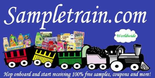 Sampletrain - 100% free samples, Coupons and Giveaways Original